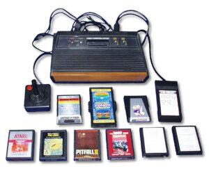 historia de las consolas de videojuegos