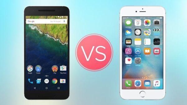 diferencias entre android y ios