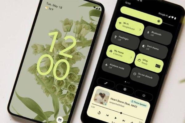 qué es android 12